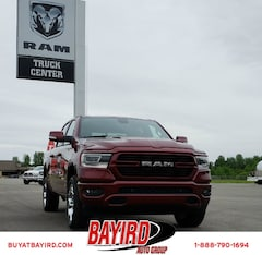 New Dodge Chrysler Jeep Ram 2019 Ram 1500 BIG HORN / LONE STAR CREW CAB 4X4 5'7 BOX Crew Cab 1C6SRFFT7KN799596 for sale in Paragould, AR