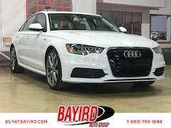 Used Vehicles  2015 Audi A6 3.0T Sedan WAUHGAFC6FN024513 for sale in Paragould, AR