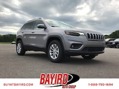 New Dodge Chrysler Jeep Ram 2019 Jeep Cherokee LATITUDE 4X4 Sport Utility 1C4PJMCB9KD437572 for sale in Paragould, AR