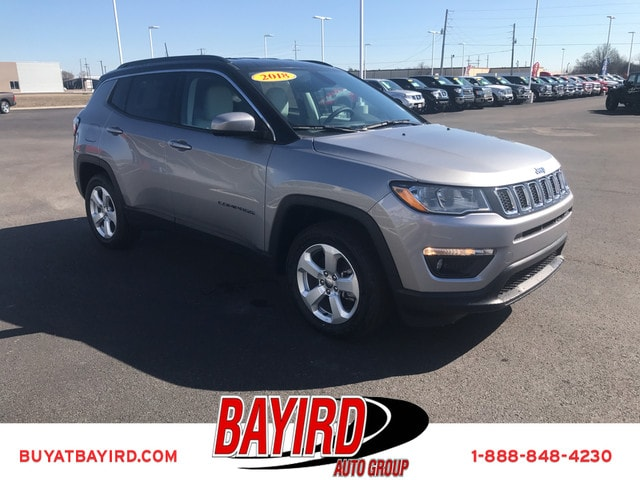 Featured New 2018 Jeep Compass LATITUDE FWD Sport Utility for sale near you in Kennett, MO