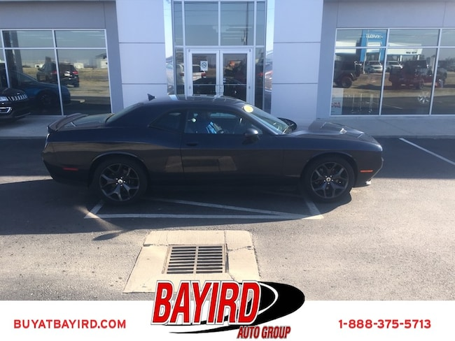 Used 2018 Dodge Challenger SXT Coupe Kennett