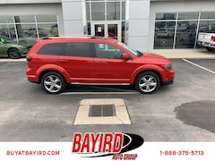 Used 2017 Dodge Journey Crossroad SUV 3C4PDCGG4HT613955 for Sale in Kennett