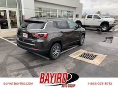 New 2019 Jeep Compass LATITUDE 4X4 Sport Utility for sale near you in Kennett, MO