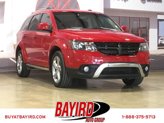 Used 2017 Dodge Journey Crossroad SUV Kennett