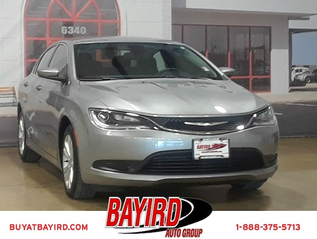 Used 2017 Chrysler 200 LX Sedan Kennett