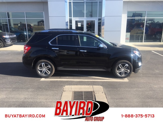 Used 2016 Chevrolet Equinox LTZ SUV Kennett