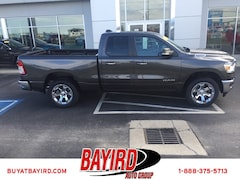 New Dodge Chrysler Jeep Ram 2019 Ram All-New 1500 BIG HORN / LONE STAR QUAD CAB 4X4 6'4 BOX Quad Cab 1C6SRFBT6KN654930 for sale in Paragould, AR