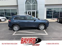 New 2019 Jeep Cherokee LATITUDE 4X4 Sport Utility for sale near you in Kennett, MO