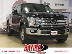 Used 2018 Ford F-150 LARIAT Truck SuperCrew Cab 1FTEW1E56JKD36658 for Sale in Kennett