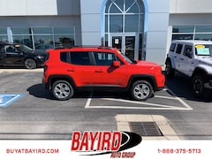 New 2019 Jeep Renegade LATITUDE 4X4 Sport Utility for sale near you in Kennett, MO