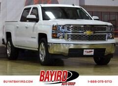 Used 2014 Chevrolet Silverado 1500 LT Truck Crew Cab 3GCPCREC7EG190458 for Sale in Kennett