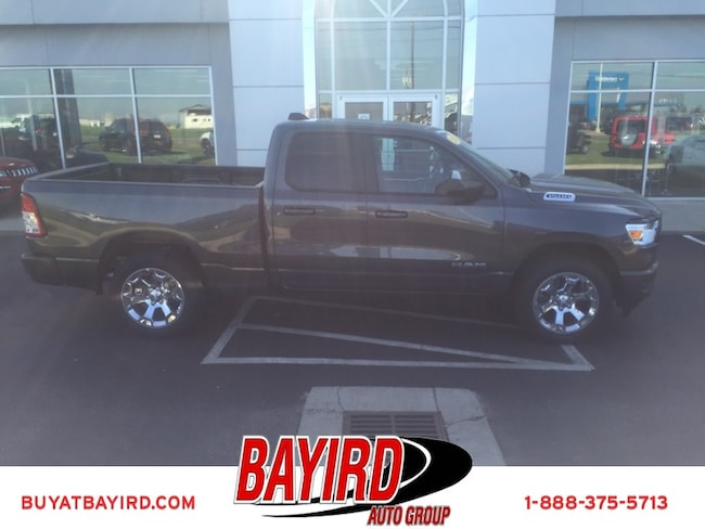 New 2019 Ram 1500 BIG HORN / LONE STAR QUAD CAB 4X2 6'4 BOX Quad Cab Kennett