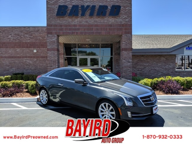 2015 Cadillac ATS Coupe Performance AWD Coupe