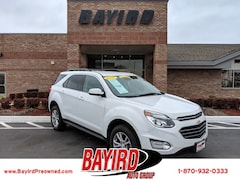 Used Vehicles  2017 Chevrolet Equinox LT SUV 2GNFLFEK8H6244973 for sale in Paragould, AR