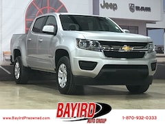 Used 2019 Chevrolet Colorado LT 1GCGSCEN4K1106950 for Sale in Kennett