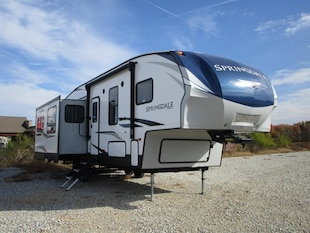 2021 Keystone 253FWRE Fifth Wheel Campers