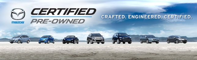 Mazda Certified Pre Owned >> Certifdied Pre Owned Mazda Vehicles Belleville On Bay Mazda