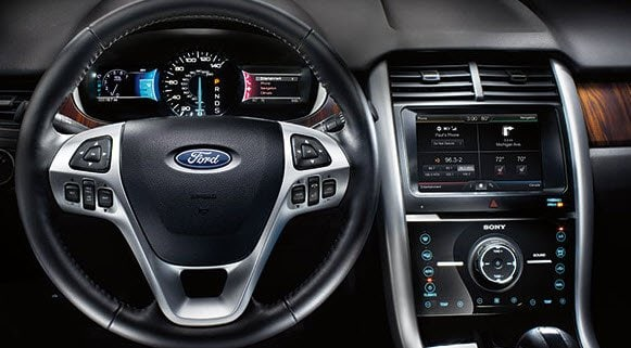 ford edge brooklyn ny - 2015 Ford Edge Titanium Magnetic