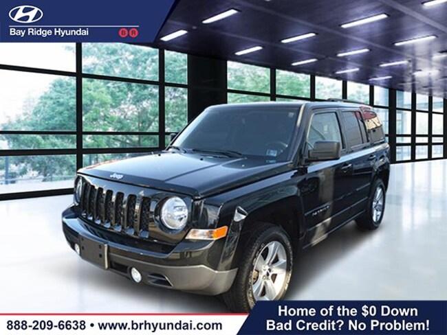 2013 Jeep Patriot Sport SUV