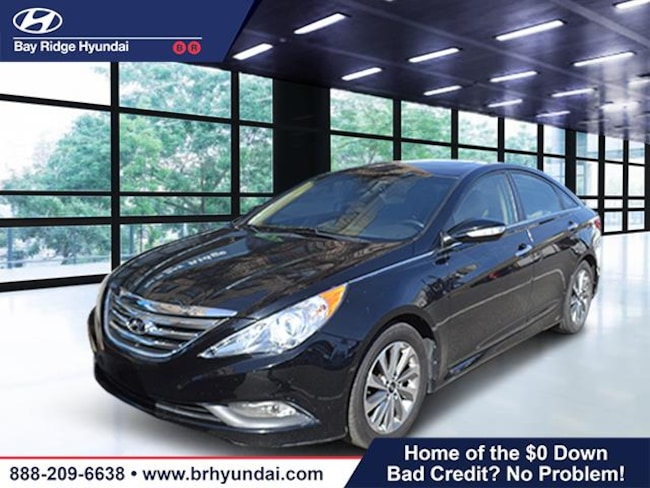 2014 Hyundai Sonata Limited 2.0T Sedan