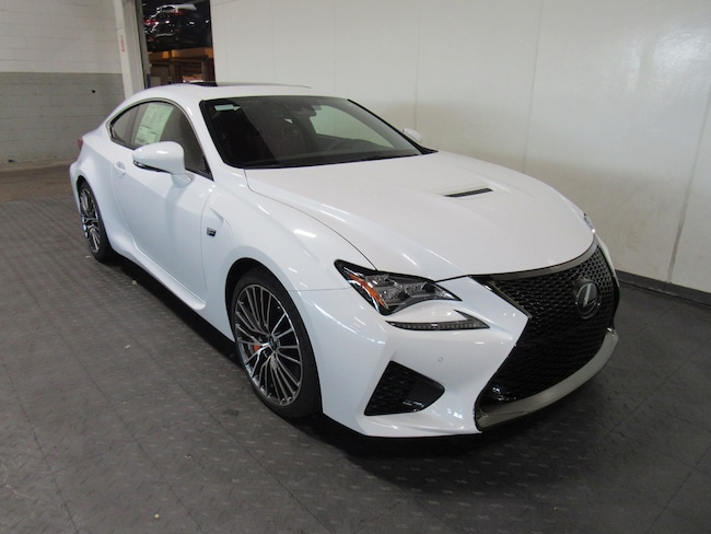 New 2019 Lexus Rc F For Sale At Lexus Of Brooklyn Vin