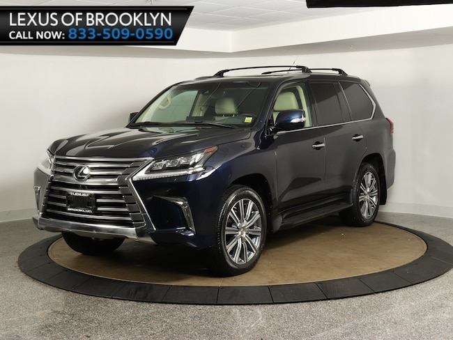 Used 2016 LEXUS LX 570 For Sale at Lexus of Brooklyn | VIN