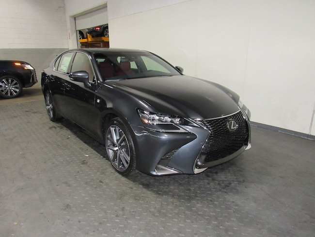 New 2019 LEXUS GS 350 F Sport For Sale At Lexus Of