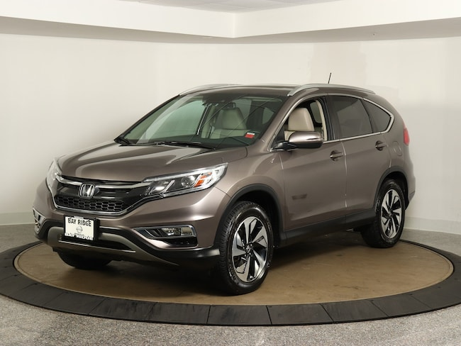 Used 2016 Honda CR-V Touring AWD  Touring Brooklyn NY
