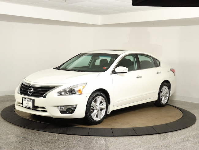 Certified 2015 Nissan Altima 2.5 SV Sedan Brooklyn NY
