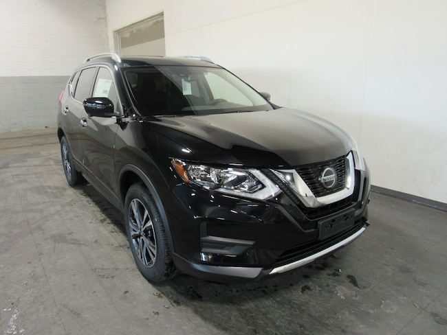 New 2019 Nissan Rogue SV SUV Brooklyn NY