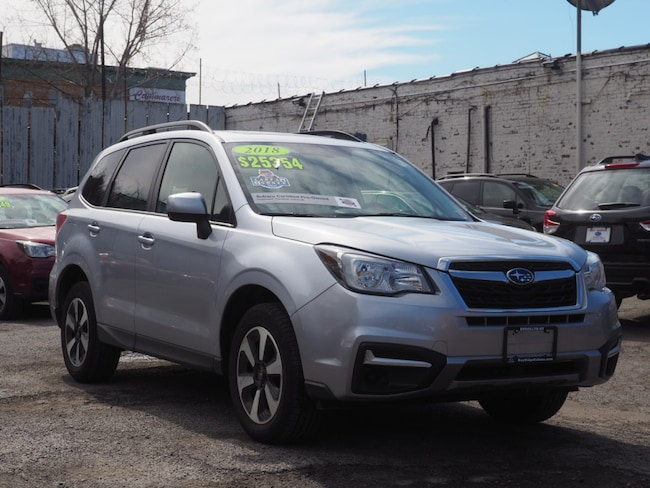 Used 2018 Subaru Forester 2.5i Premium with Starlink SUV Brooklyn