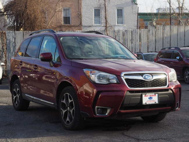 Used 2016 Subaru Forester 2.0XT Touring w/ EyeSight + Nav SUV Brooklyn