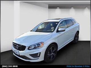 2017 Volvo XC60 T6 AWD R-Design SUV YV449MRS9H2022711