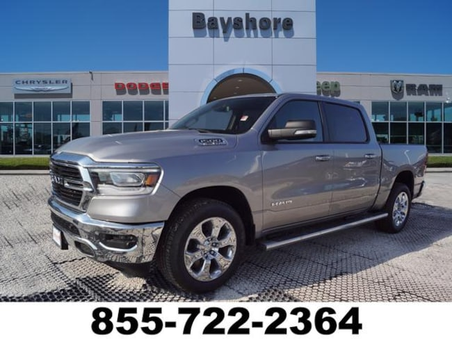2019 Ram 1500 LONE STAR CREW CAB 4X2 Crew Cab for sale in Baytown, TX at Bayshore Chrysler Jeep Dodge Ram