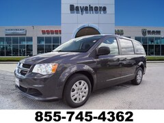 2018 Dodge Grand Caravan SE Passenger Van for sale in Baytown, TX at Bayshore Chrysler Jeep Dodge Ram