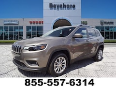 2019 Jeep Cherokee LATITUDE FWD Sport Utility for sale in Baytown, TX at Bayshore Chrysler Jeep Dodge Ram