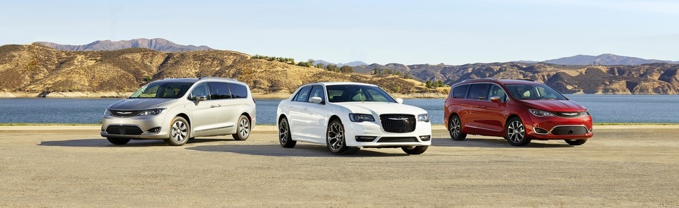 New 2020 Chrysler Lineup For Sale in Baytown, Texas