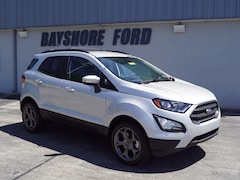 2018 Ford EcoSport SES AWD SES  Crossover
