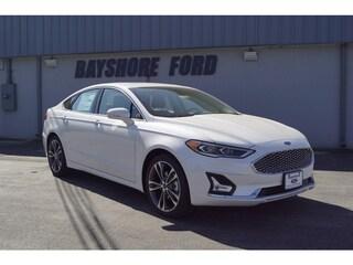 2019 Ford Fusion Titanium Titanium  Sedan