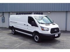 2019 Ford Transit Cargo 250 250  LWB Low Roof Cargo Van w/Sliding Passenger Si