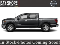 New 2019 Nissan Titan SV Truck Crew Cab 19BN1390 for Sale near Huntington Station, NY, at Nissan of Bay Shore