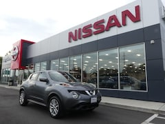 Certified Pre-Owned 2017 Nissan Juke S SUV for Sale in Bay Shore, NY, at Nissan of Bay Shore