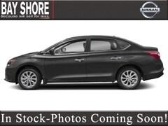 New 2019 Nissan Sentra S Sedan 19BN2437 for Sale near Dix Hills, NY, at Nissan of Bay Shore