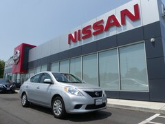 Certified Pre-Owned 2013 Nissan Versa 1.6 SV Sedan for Sale in Bay Shore, NY, at Nissan of Bay Shore