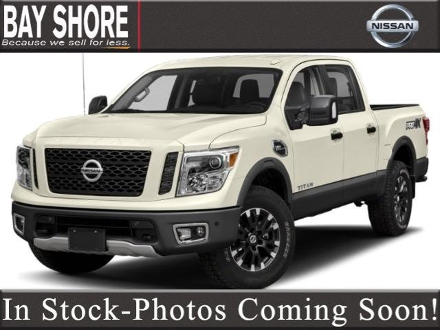 New 2019 Nissan Titan For Sale at Nissan of Bayshore | VIN