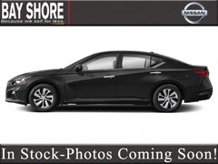 New 2020 Nissan Altima 2.5 S Sedan 20BN0177 for Sale in Bay Shore, NY, at Nissan of Bay Shore