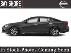 2020 Nissan Altima 2.5 S Sedan for Sale near Dix Hills NY at Nissan of Bay Shore