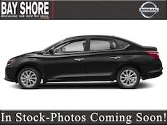 New 2019 Nissan Sentra S Sedan 19BN2151 for Sale near Dix Hills, NY, at Nissan of Bay Shore