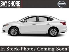 New 2019 Nissan Sentra S Sedan 19BN308 for Sale in Bay Shore, NY, at Nissan of Bay Shore