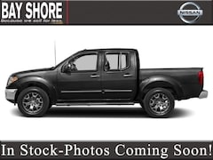New 2019 Nissan Frontier SV Truck Crew Cab 19BN1234 for Sale near Huntington Station, NY, at Nissan of Bay Shore